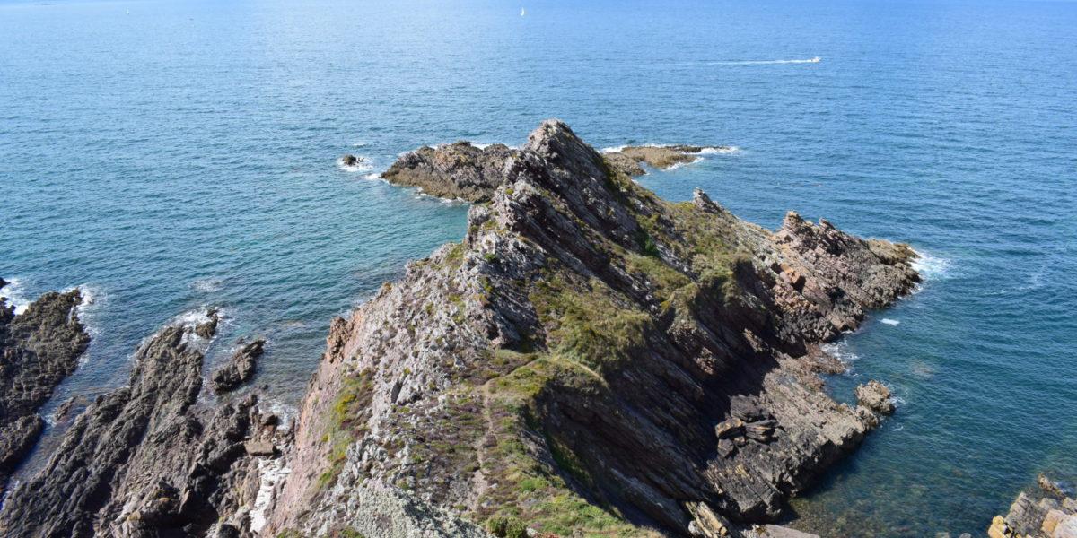 Pointe rocheuse – Cap d'Erquy