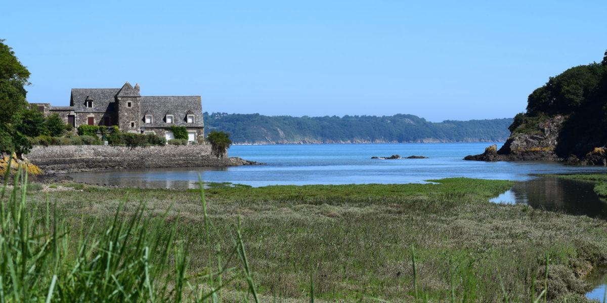 Ancien moulin à marée – Vallée du moulin de la Mer
