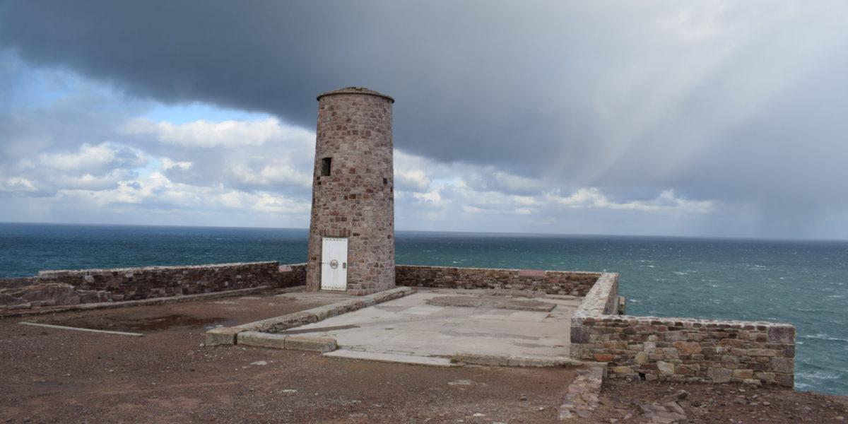 Sécurisation de la pointe du Cap Fréhel