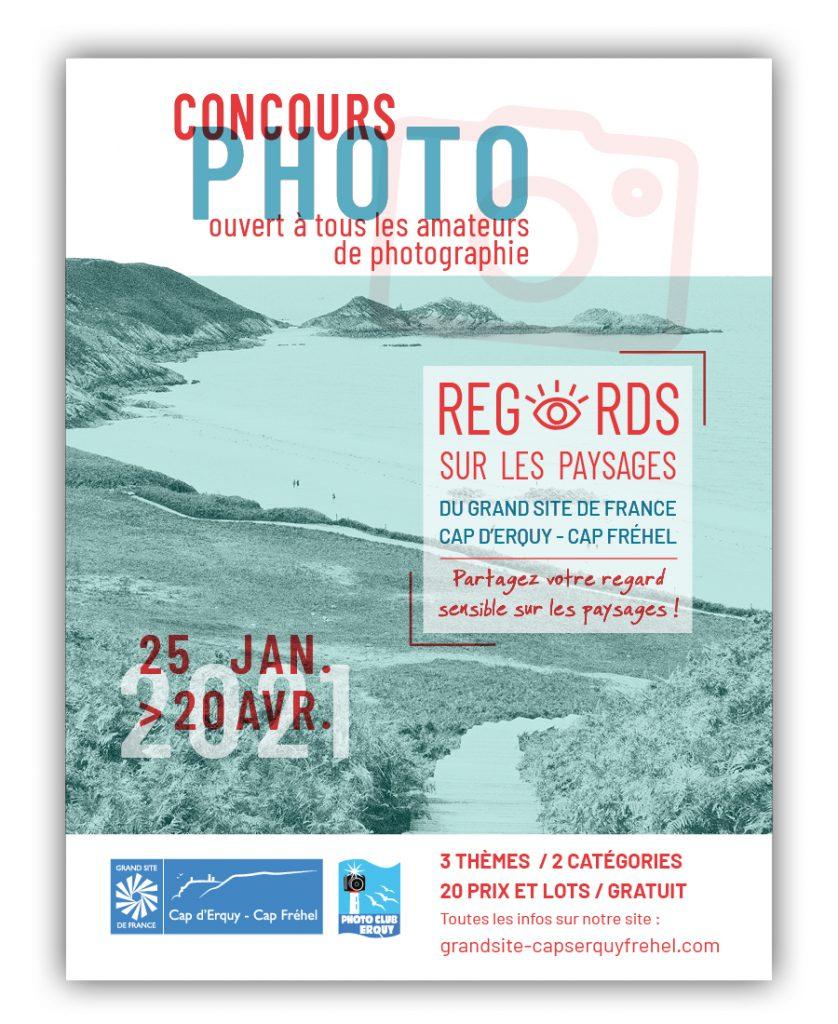 Concours photo - projet regards sur les paysages du Grand Site de France