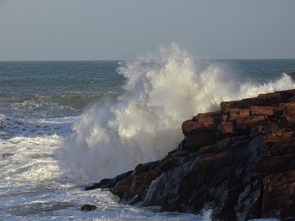 Pêche à pied et grandes marées...Quelques rappels de sécurité