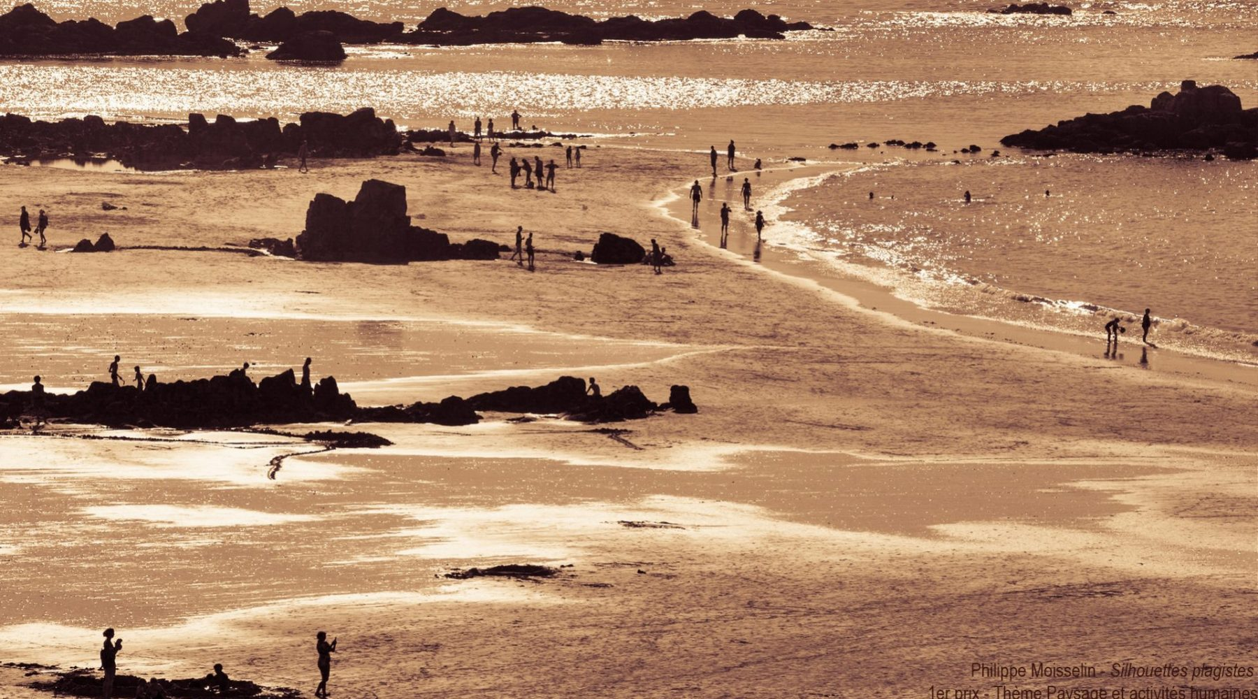 Silhouettes – ©Philippe Moisselin