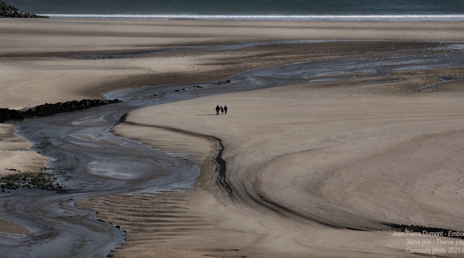 Embouchure de l'Islet – ©Jean-Pierre Dumont