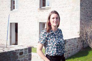 Lisa Thomas, nouvelle Présidente du Syndicat mixte du Grand Site Cap d'Erquy – Cap Fréhel